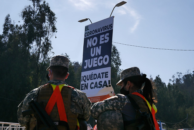 Cuarentena total en el Gran Santiago: Gobierno endurece la mano ad portas de la medida más drástica contra el COVID-19