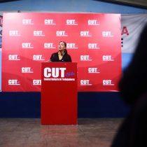 Presidenta de la CUT asegura que grande empresas han abusado de la ley de Protección del Empleo