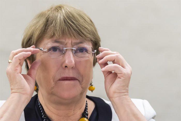 El llamado de Bachelet para ayudar a los migrantes durante la pandemia del COVID-19: