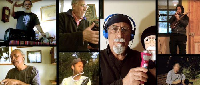 Congreso realiza video con dos temas clásicos grabado con «distancia social»
