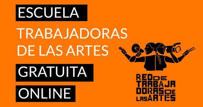 AbreEscuela Trabajadoras de las Artescon talleres online gratuitos de gestión y sustentabilidad cultural