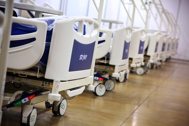 Subsecretario Zúñiga asegura que de no ser por el Centro Hospitalario Huechuraba