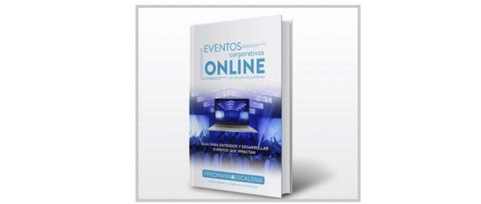 Libro analiza actualidad de los eventos corporativos online en tiempos de pandemia
