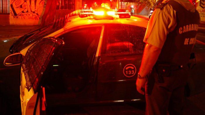19 personas detenidas tras fiesta clandestina en Santiago