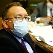 José García Ruminot (RN) dio positivo y es el cuarto senador contagiado con coronavirus