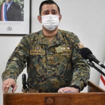 """""""El problema es la gente que comete los delitos"""": Ejército justifica uso de la fuerza contra manifestantes en Talca"""