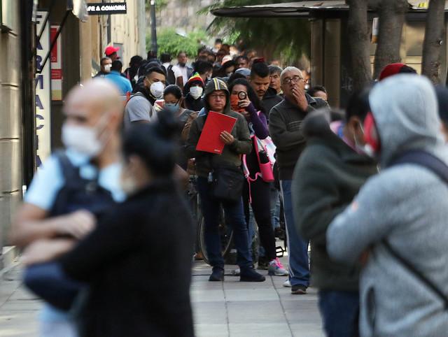 """Sectores de oposición proponen """"Pliego popular: Por la Vida contra el hambre y la cesantía"""" con siete medidas para enfrentar la crisis"""