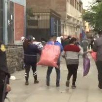 Al igual que en Chile: personas salen a las calles en Perú por falta de alimentos