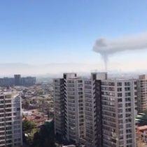 Estación Centra: Bomberos controló incendio que afectó a 30 familias