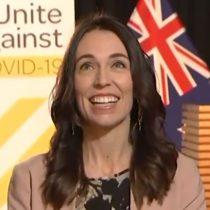 Jacinta Ardern declarará la próxima semana emergencia climática en Nueva Zelanda