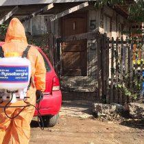 """Coronavirus """"electoral"""": parlamentarios justifican sanitizaciones y entrega de cajas de ayuda con su imagen"""