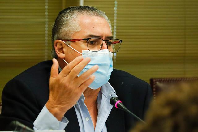 Senador Pizarro quedó