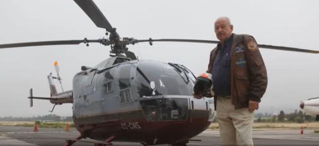 Multan por $15 millones a Cristóbal Kauffman, empresario que rompió cordón sanitario en helicóptero