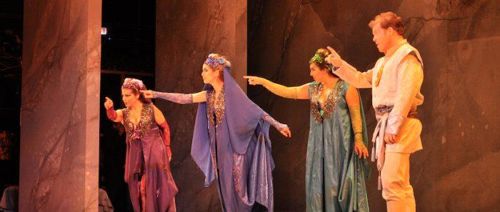 Transmisión gratuita de ópera La Flauta Mágica de W.A. Mozart vía online
