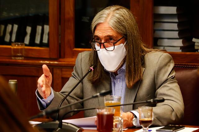Reforma previsional, la batalla que se le viene a La Moneda: senador Letelier (PS) cuestiona proyecto del Gobierno y asegura que tal como está