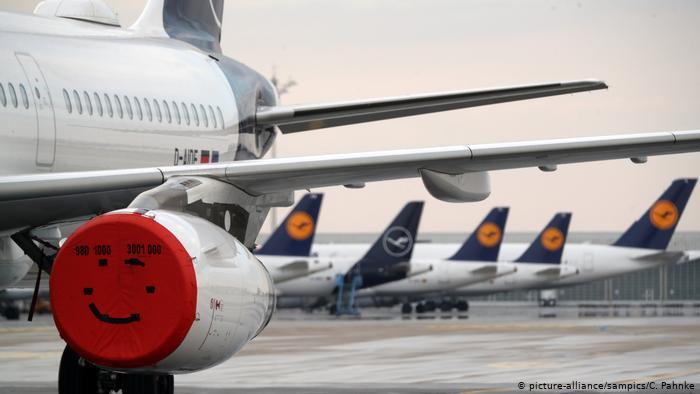 """Estado alemán """"rescata"""" a Lufthansa convirtiéndose en el principal accionista del grupo y rebajando dietas de directores"""