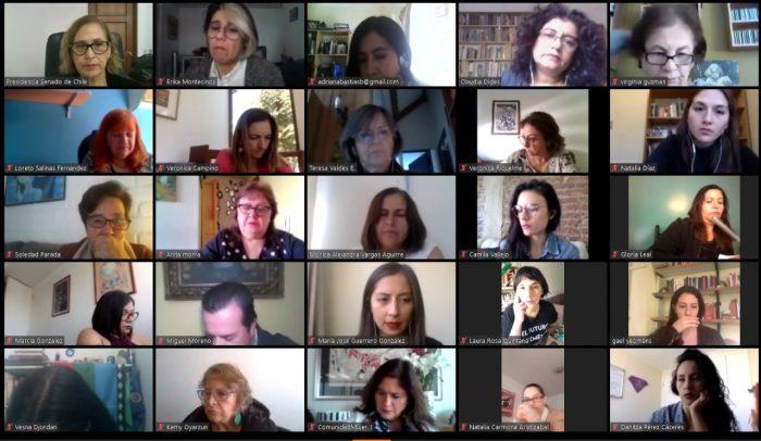 Mesa de Género Covid 19 solicita requerimientos urgentes en materia de derechos de la mujer en medio de la crisis sanitaria