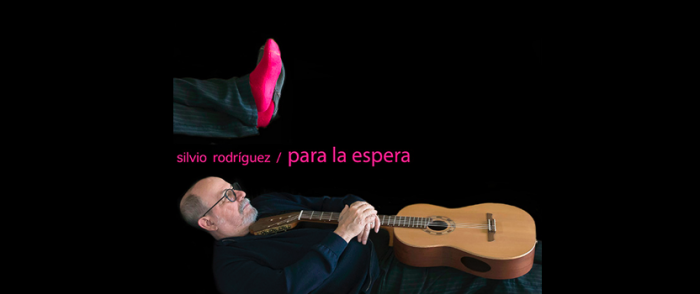 """""""Para la espera"""" el nuevo disco de Silvio Rodríguez dedicado a los amigos que ha perdido"""
