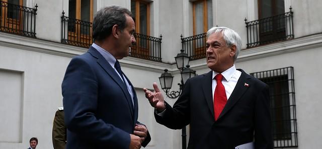 """Allamand se desmarca de la tesis de Piñera: """"La única razón para aplazar el plebiscito es la sanitaria y en ningún caso la crisis económica"""""""