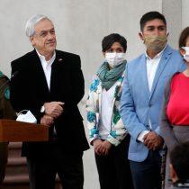 """Piñera aboga por el Ingreso Familiar de Emergencia y defiende el """"retorno seguro"""" en su mensaje por el Día del Trabajador"""