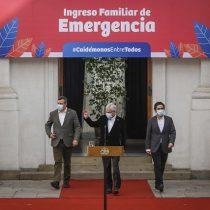 Informe del PS: Ingreso Familiar de Emergencia ha tenido