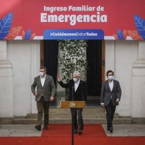 "Informe del PS: Ingreso Familiar de Emergencia ha tenido ""una cobertura engañosa e hiperfocalizada"""