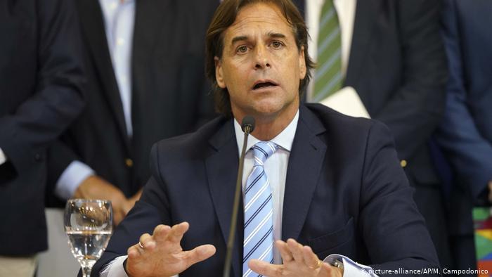 Presidente de Uruguay en cuarentena por posible contagio de COVID-19