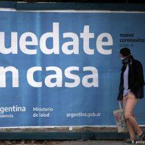 Economía de Argentina cae 11,5% por pandemia