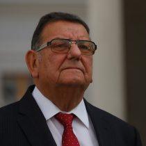 """Entorno del senador Quinteros asegura que """"nunca estuvo contagiado y es un falso positivo"""""""
