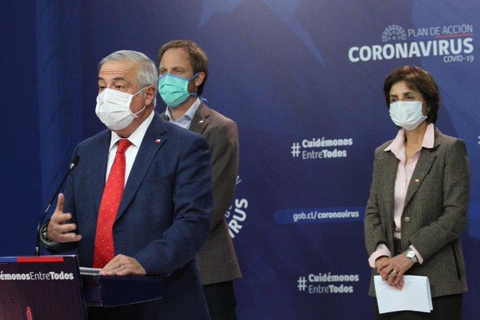 Reporte por coronavirus: Minsal anuncia 2278 nuevos casos y 28 fallecidos en las últimas 24 horas