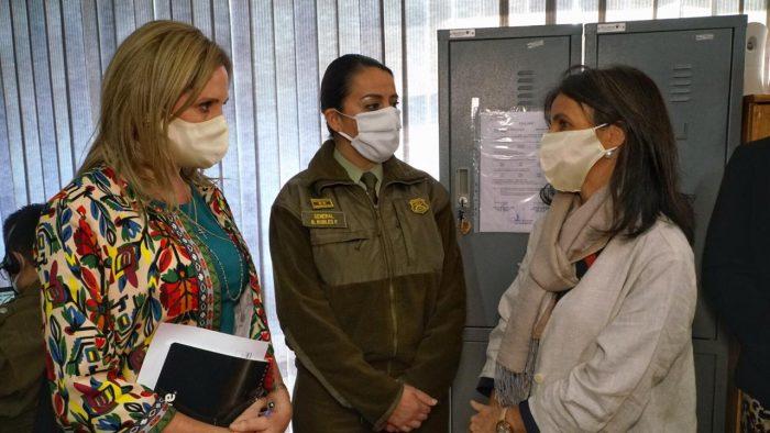 Llamados a Carabineros y Sernameg por casos de violencia intrafamiliar reportan un aumento promedio de un 60% durante la crisis sanitaria