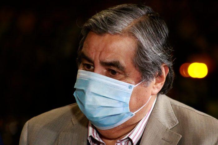 Alcalde de El Bosque ante complejidad de Operación Cajas: