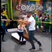 Indignación en Brasil: seguidores de Bolsonaro hacen burla del coronavirus bailando 'Thriller'