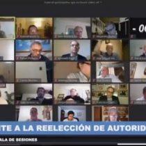 Video: el momento del conteo de votos con el fracaso de la retroactividad en el Senado