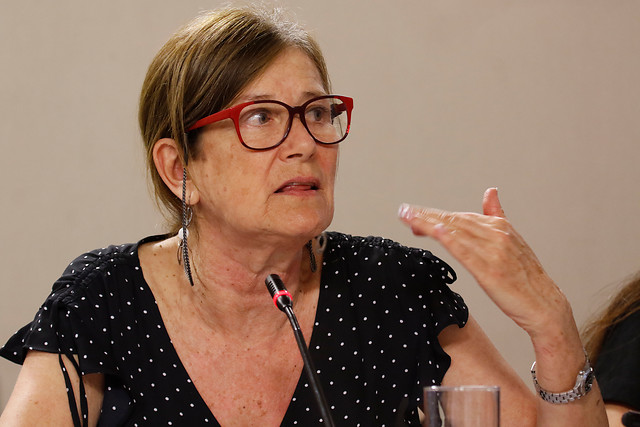 """Susana Tonda renuncia al Sename: """"No cuento con la confianza de mi jefatura directa"""""""