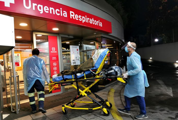 La pandemia por COVID-19: un riesgo de desastre sistémico