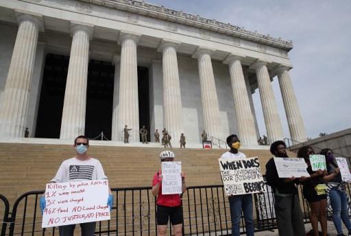 Washington y otras ciudades de EEUU se preparan para nuevas protestas contra la brutalidad policial