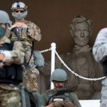Muerte de George Floyd: miles de personas desafían el toque de queda y mantienen las protestas por todo EE.UU. aunque baja la tensión