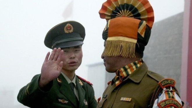 China vs India: el primer enfrentamiento con soldados muertos