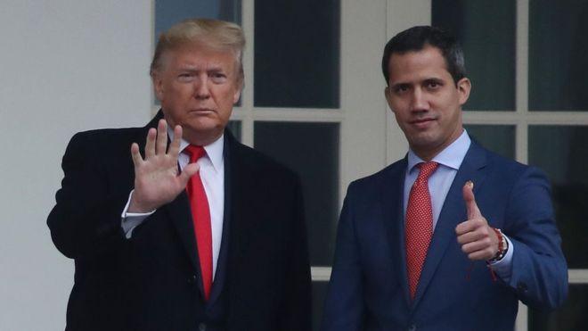 Venezuela: Trump no descarta reunirse con Maduro y dice que