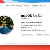 Apple Big Sur: 9 novedades anunciadas en la conferencia anual para desarrolladores de la firma tecnológica