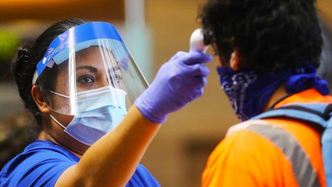 """""""Lo peor está por llegar"""": la advertencia de la OMS sobre la pandemia"""