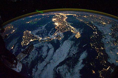 Los turistas espaciales también podrán hacer caminatas
