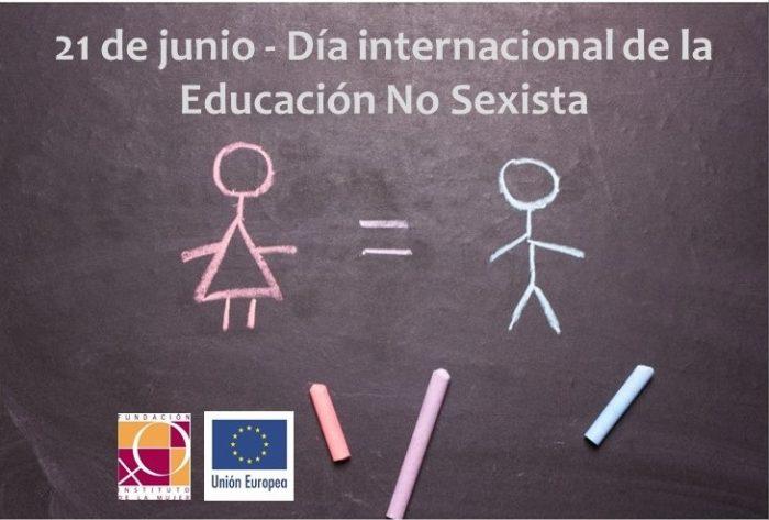 Instituto de la Mujer visibiliza la educación no sexista como herramienta para avanzar en igualdad de género y prevenir violencias