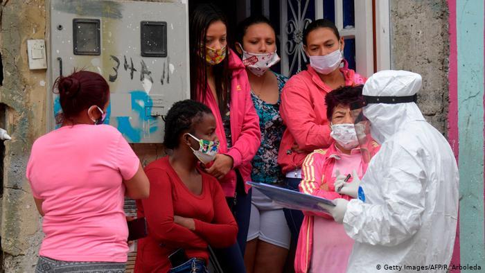 COVID-19 se acelera en América con 3,3 millones de enfermos