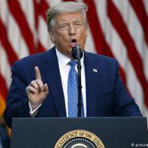 """Trump: """"Estrangulamiento"""" puede ser necesario en algunas ocasiones"""
