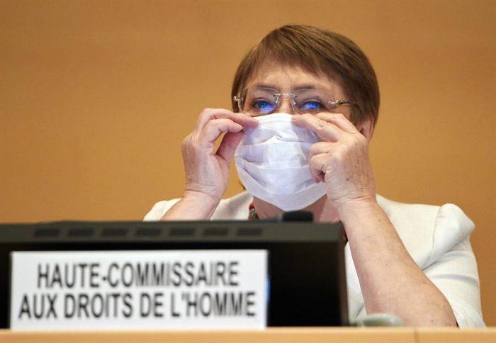 Israel condena las declaraciones de Bachelet contra la anexión: acusa