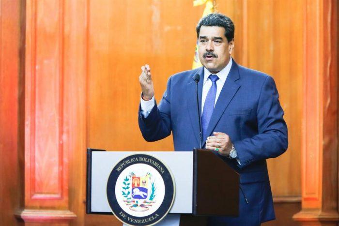 Maduro expulsa de Venezuela a embajadora de la UE y le da 72 horas para que abandone el país