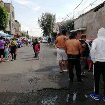 Un sismo de magnitud 7,5 sacude el sur y centro de México: SHOA descarta tsunami para las costas de Chile
