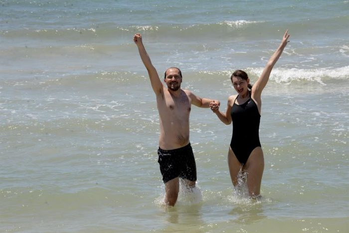 Plan piloto español recibe a los primeros turistas alemanes en las islas Baleares